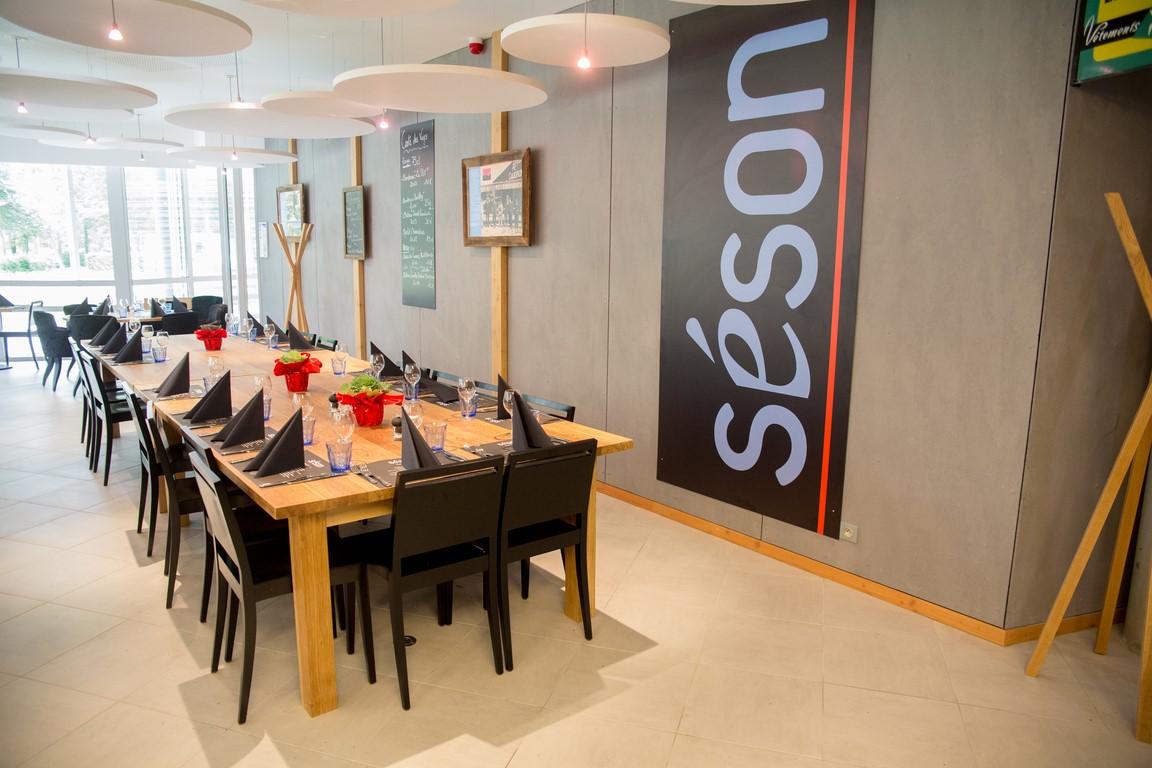 La table d'hôte Seson